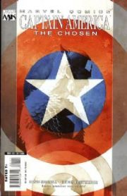 Captain America The Chosen Comics